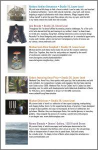 Marin_Open Studios AWD Directory