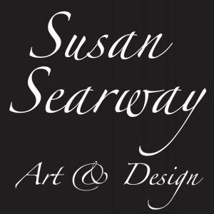 Susan Searway Art & Design Logo Square Layout