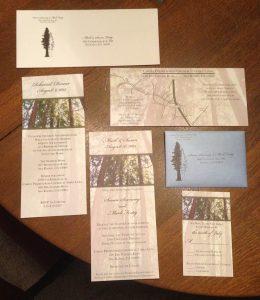 Wedding Packet Envelopes Invites Etc