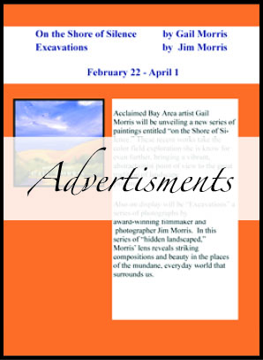Advertisements by Susan Searway Art & Design