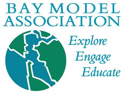 Bay Model Association Explore Engage Educate Logo