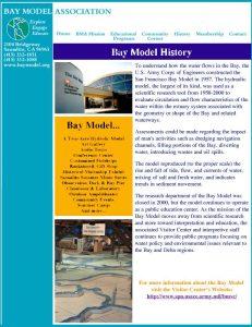 Bay Model Association- Website