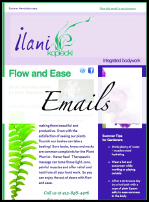 email campaign designs by Susan Searway Art & Design