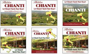 Hidden Chianti Italy Travel advertisements