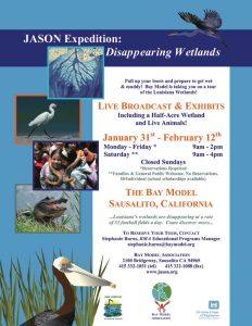 JASON Education Exhibit Flyer 2005