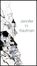 Jennifer Kaufman Artist business card