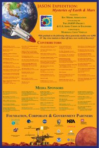 mars 2006 donor sponsor poster