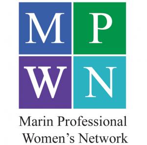 MPWN Marin Professional Women's Network Rebrand Logo