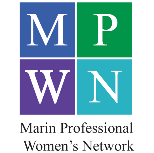 Marin Professional Women's Network Redesign Rebrand Logo