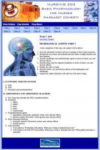 nursing 203