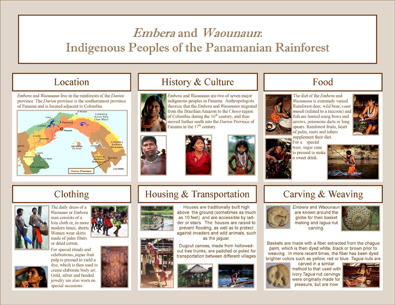rainforest indigenous people