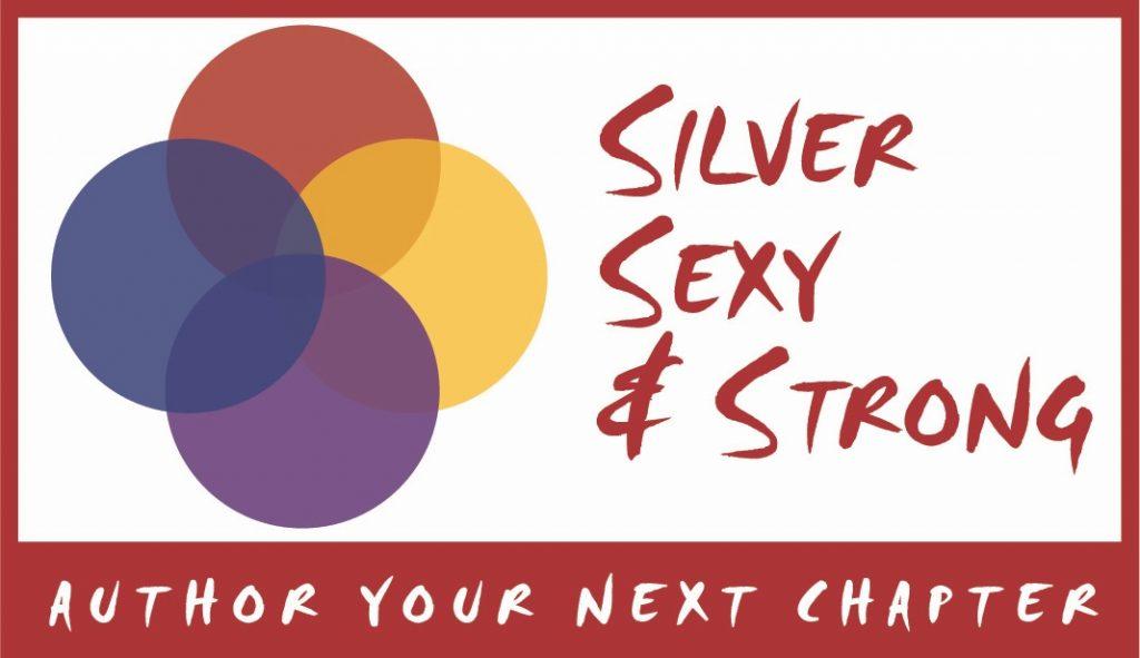 Silver Sexy Strong Logo
