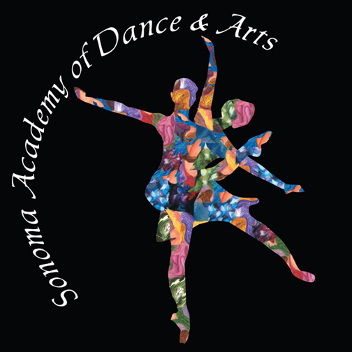 Sonoma Academy of Dance & Arts Logo