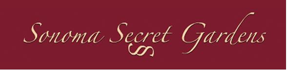 Sonoma Secret Gardens Logo