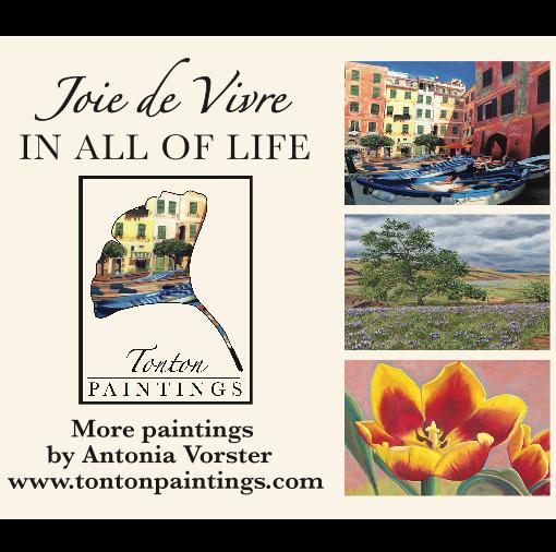 Tonton Painting, Antonia Vorster Ad