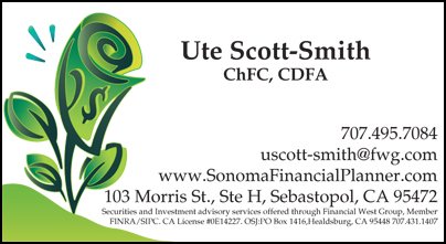 Ute Business Cards