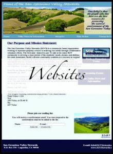 Website Desing by Susan Searway Art & Design