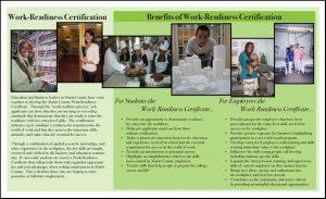Work Readiness Brochure