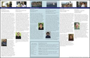 Zephyr Experience Spiritual Conference Brochure