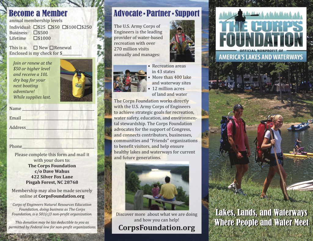 The Corps Foundation Brochure