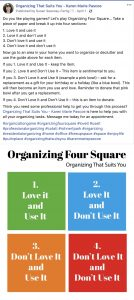 Organizing that Suits You Facebook Social Media Marketing Four Square