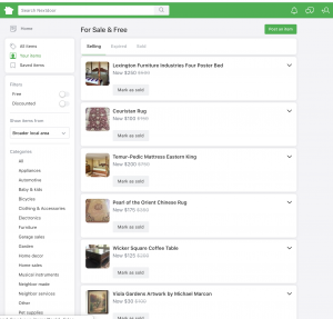Social Media Product For Sale Posts | Nextdoor