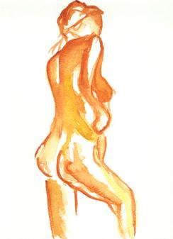 Persona Watercolor 1
