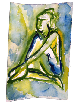 Persona Watercolor 5