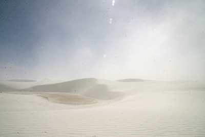 White Sands National Monument, New Mexico 7