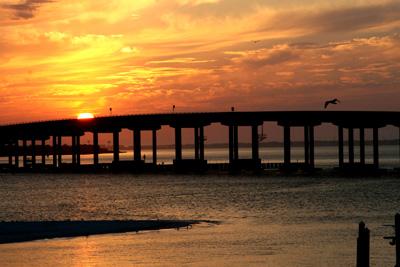 Sunset at Dustin, Florida 2